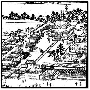 江戸時代の真福寺